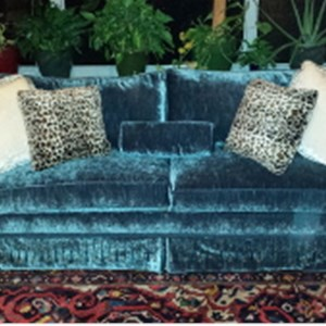 Elegant Upholstery and Slipcovers Logo
