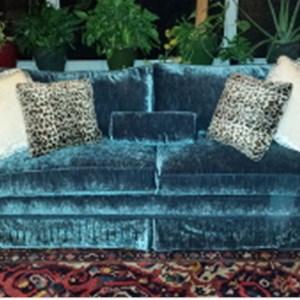 Elegant Upholstery and Slipcovers Logo