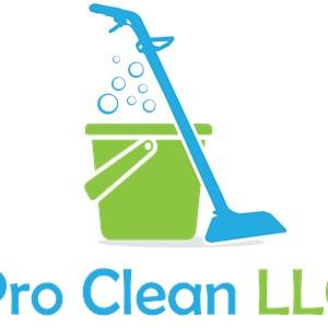 PRO CLEAN LLC. Logo