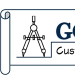 Goodman Custom Building & Design Logo