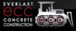 Everlast Concrete Construction Logo