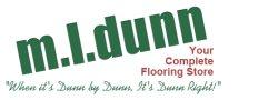 M.l. Dunn Discount Flooring Logo