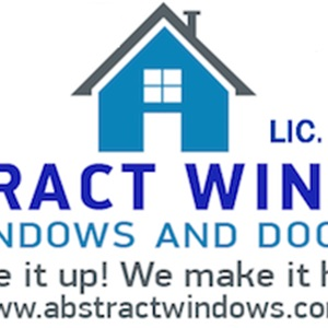 Abstract Windows Logo
