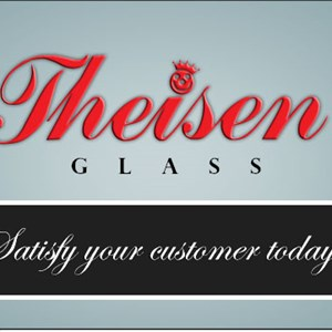 Theisen/quality Glass & Mirror Logo