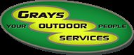 Grays Outdoor Service Logo