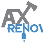 Ax Renovations Logo