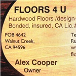 Floors4U, Inc. Logo