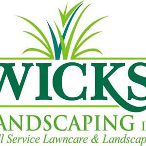 Wicks Landscaping Inc. Logo