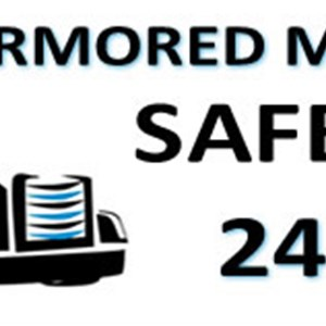 Armored Moving & Service Logo