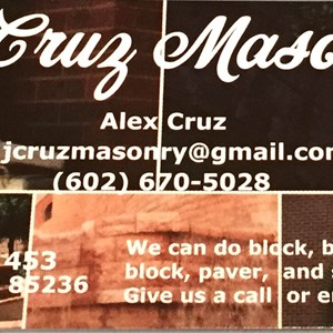 Cruz Masonry Fencing And Decorative, LLC Cover Photo