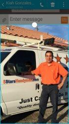 5StarsHandyman.com Logo