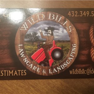 Wild Bills Landscaping Cover Photo