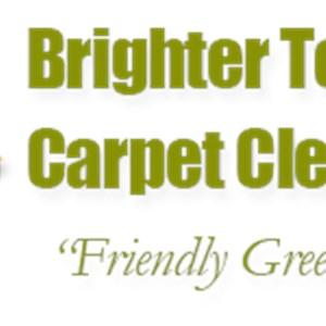 Brighter Tomorrows Carpet Cleaning Cover Photo