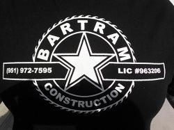 Bartram Construction Logo