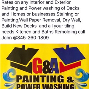G Painting And Power Washing Cover Photo