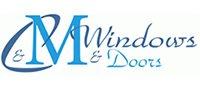 C & M Windows & Doors Logo