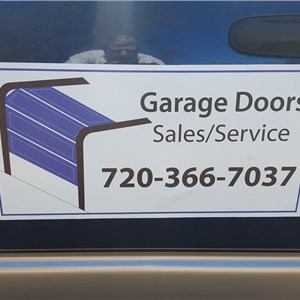 Advanced Garage Door Service Logo