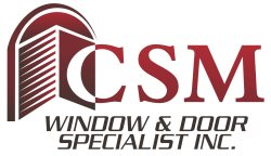 CSM Window And Door Logo