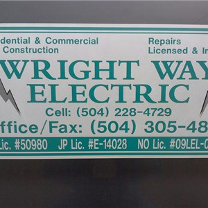 Wright Way Electric Cover Photo