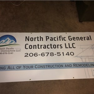 North Pacific General Contractors LLC Cover Photo