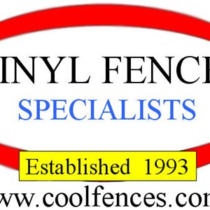 Vinyl Fence Specialists Logo
