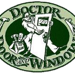 Doctor Door & Window Logo