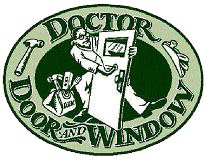 Doctor Door & Window Logo