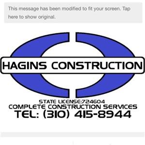 Hagins Construction Cover Photo