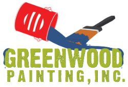 Greenwood Painting inc Logo