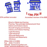 Dont Worry I Can Fix It LLC Cover Photo