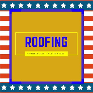 David the Roofer Logo