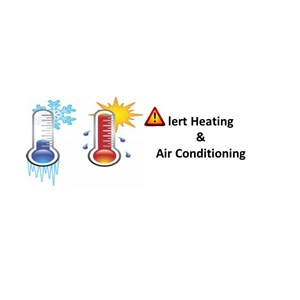 Alert Heating & Air Conditioning Logo