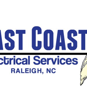 East Coast Electrical Service Logo