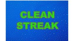 Clean Streak Logo