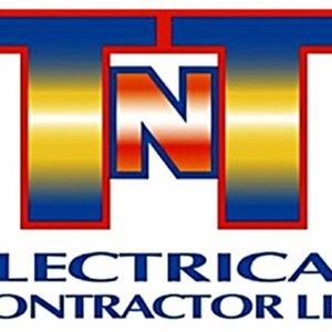 Commercial Electrician Houston Logo