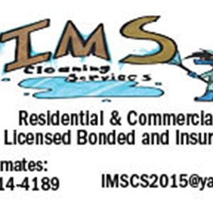 IMS Cleaning Services LLC Logo