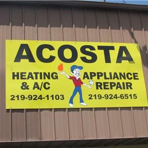 Acosta Heating & A/C LLC Logo