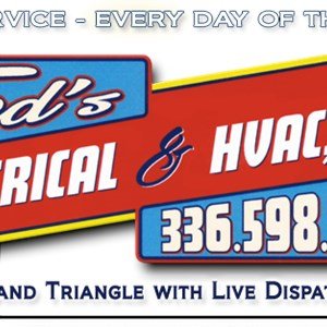 Teds Electrical & Hvac Logo