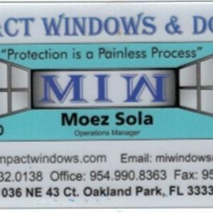 Mediteranean Impact Windows Cover Photo