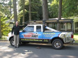 Handyandy Home Renovations & All Repairs, LLC Logo