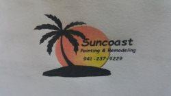 Suncoast Painting & Remodeling Logo
