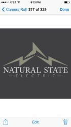 Natural State Electric LLC Logo