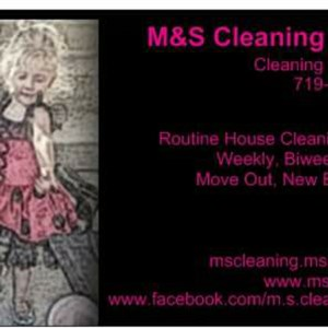 M&s Cleaning Services Cover Photo