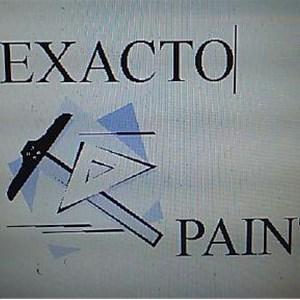 Exacto Paint Logo