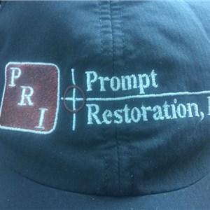 Prompt Restoration Inc Logo
