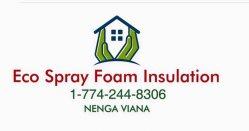 Eco Spray Foam Insulation inc Logo