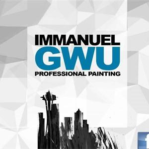 Immanuel GWU Professional Painting Logo