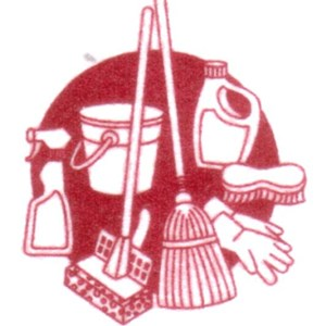 Dust Buster Janitorial & Rehab Logo