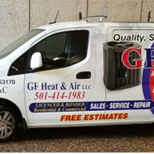 G Heat & Air, LLC Logo