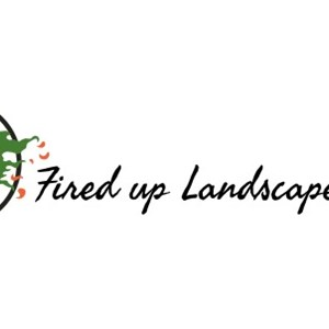 Fired Up Landscapes LLc Logo
